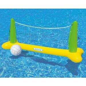 Набор Intex для игры в волейбол 239x64x91 см (сетка и мяч) 56508 цена