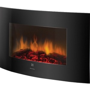 Камин Electrolux EFP/W-1150URLS черный цена и фото