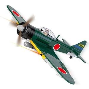 Конструктор COBI Самолет Mitsubishi A6M3 Zero - COBI-5537 конструктор cobi christmas time