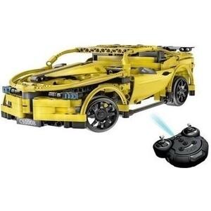 Конструктор Double E Cada Technics Радиоуправляемый автомобиль Leshan Toys C51008W