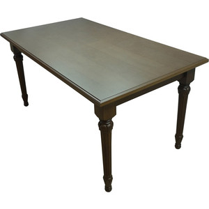 Стол обеденный Мебелик Жерар орех 120х80