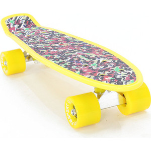 Скейтборд PWSport Grip 22 Splash ВО3779-5