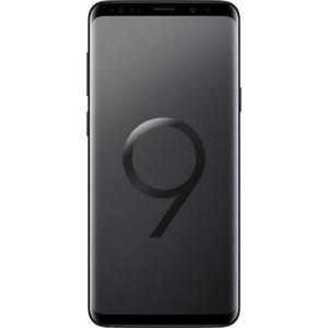Смартфон Samsung Galaxy S9+ SM-G965F 64Gb черный смартфон samsung galaxy s9 64 гб черный sm g965fzkdser