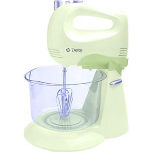 Миксер Delta DL-5056C чаша, св.зеленый миксер delta dl 5060 white brown
