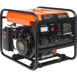 Генератор бензиновый инверторный PATRIOT MaxPower SRGE 2700i patriot srge 3500