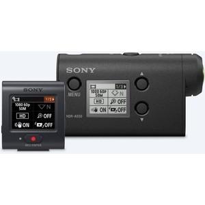 Экшн-камера Sony HDR-AS50R с пультом ДУ LiveView action камера sony hdr as50r с пультом ду rm lvr3