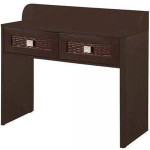 Стол туалетный Олимп 06.16 Мона венге/крок коричневый