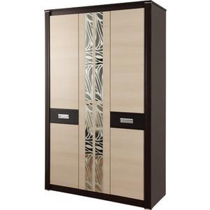 Шкаф для одежды Олимп 06.236 Стелла венге/дуб линдберг