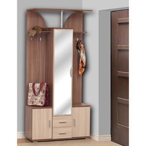 Шкаф комбинированный Олимп Кармен - 6 ясень светлый/ясень темный