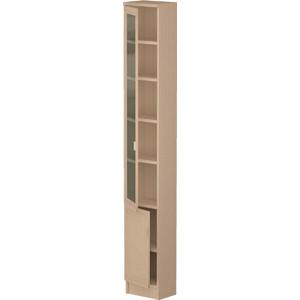 Шкаф Олимп В-15 дверь комбинированная дуб линдберг