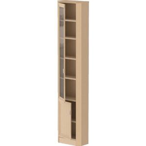 Шкаф комбинированный угловой Олимп В-20 дуб линдберг