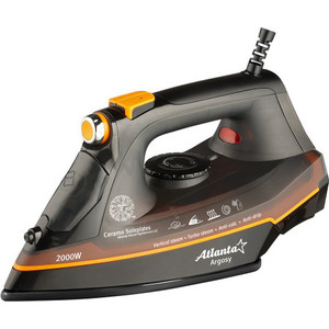 лучшая цена Утюг Atlanta ATH-5535 черный