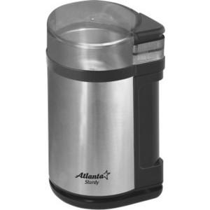 лучшая цена Кофемолка Atlanta ATH-3393 черная