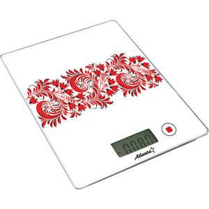 Весы кухонные Atlanta ATH-6181 белый весы механические atlanta белый красный