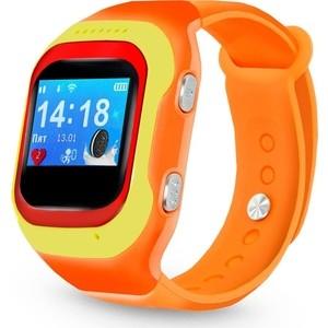 Детские умные часы Ginzzu GZ-501 orange