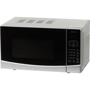 Микроволновая печь Sinbo SMO-3654, серебристый/черный цена