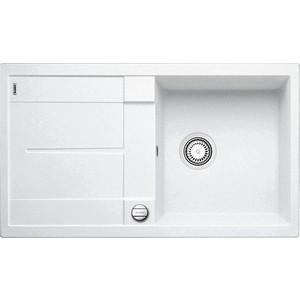 цена Кухонная мойка Blanco Metra 5 S белый (513037) онлайн в 2017 году