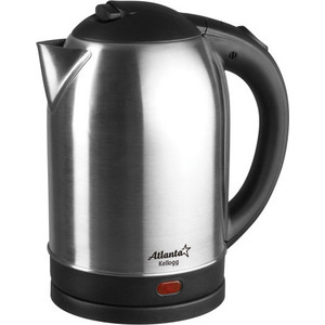 лучшая цена Чайник электрический Atlanta ATH-2432 черный