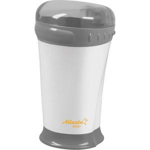 лучшая цена Кофемолка Atlanta ATH-276 белый