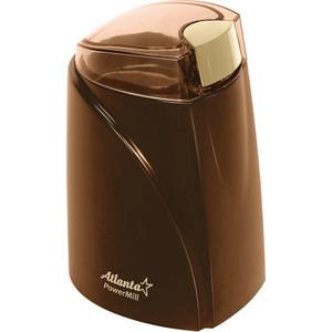 лучшая цена Кофемолка Atlanta ATH-278 коричневый