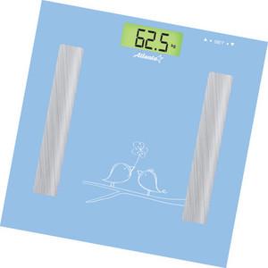 Весы напольные Atlanta ATH-6161 синий