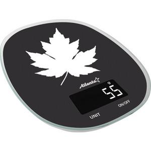Весы кухонные Atlanta ATH-6209 черный