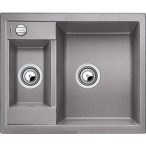 Кухонная мойка Blanco Metra 6 алюметаллик (516156)
