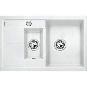Кухонная мойка Blanco Metra 6 S Compact белый (513468)