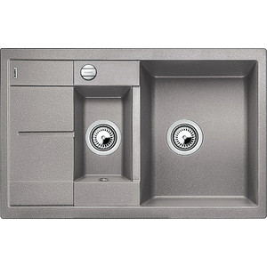 Кухонная мойка Blanco Metra 6 S Compact алюметаллик (513553)