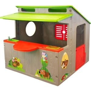 Игровой домик Mochtoys Ферма 11392