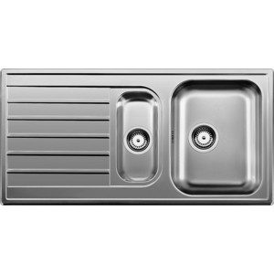Кухонная мойка Blanco Livit 6 S декор (514797)