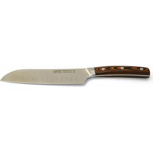 Нож поварской сантоку 17 см Gipfel Tiger (6976)