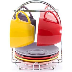 все цены на Набор чайный 8 предметов на 4 персоны Gipfel (7900) онлайн