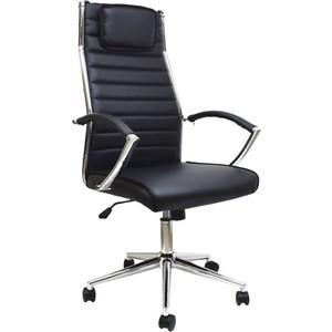 Кресло Стимул-групп CTK-XH-638 CH EU (крестовина евро) black