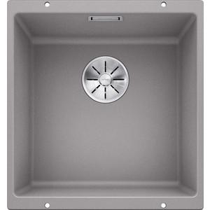 Кухонная мойка Blanco SubLine 400-U алюметаллик (523424)