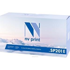 Картридж NVPrint SP201E 1000 стр. nvprint cf400a 1500 стр