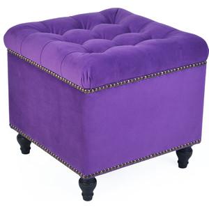 Пуф Studioakd Матера 27 фиолетовый цена и фото