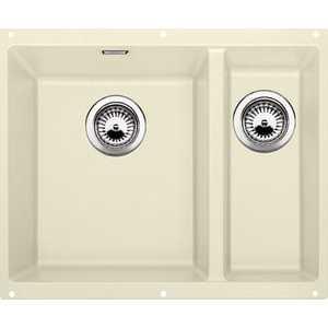 Кухонная мойка Blanco SubLine 340/160-U жасмин (523553/513791)