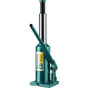 Домкрат гидравлический бутылочный Kraftool 10т, Kraft-Lift (43462-10-z01) цена