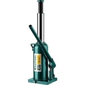 Домкрат гидравлический бутылочный Kraftool 12т, Kraft-Lift (43462-12-z01) цена