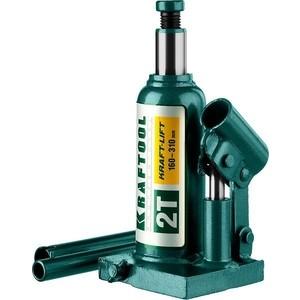 Домкрат гидравлический бутылочный Kraftool 2т, Kraft-Lift (43462-2-z01) цена