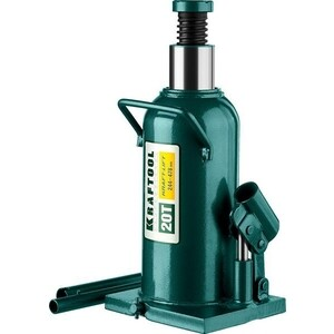 Домкрат гидравлический бутылочный Kraftool 20т, Kraft-Lift (43462-20-z01) цена