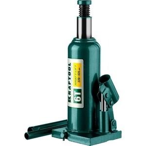 Домкрат гидравлический бутылочный Kraftool 6т, Kraft-Lift (43462-6-z01) riveter kraftool 31185 z01