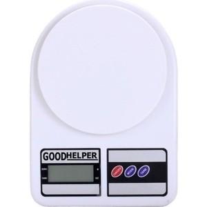 Весы кухонные GOODHELPER KS-S01 весы кухонные saturn st ks 7819