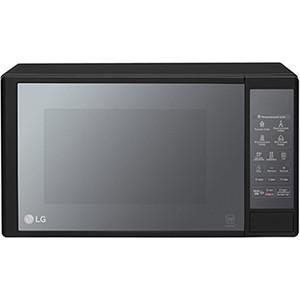 Микроволновая печь LG MS2042DARB микроволновая печь lg mh6342bb черный