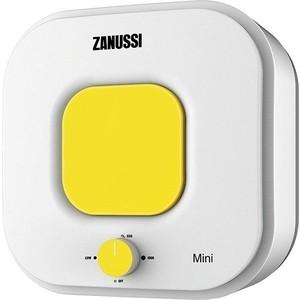 Электрический накопительный водонагреватель Zanussi ZWH/S 10 Mini O (Yellow) маска electric eg2 fw16 gloss black bl yellow blue chrome o s