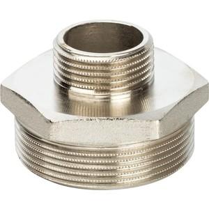 Ниппель STOUT НН переходной никелированный 2 х 1 (SFT-0004-000021)