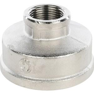 Муфта STOUT ВВ переходная никелированная 2 х 3/4 (SFT-0006-000234)
