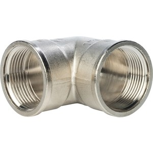 Угольник STOUT ВВ никелированный 1 1/4 (SFT-0014-000114) stout переходник вн никелированный 11 2x3 4