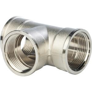 Тройник STOUT ВВ никелированный 1 1/4 (SFT-0020-000114)